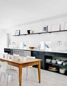 minimal kitchen | casey dunn