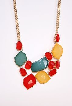 Make a Statement Necklace.  Private Gallery