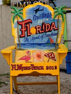 Fort Myers Beach fun!