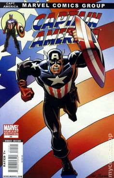 Captain America - Homeland (Aug Marvel) for sale online Pop Heroes, Marvel Heroes, Marvel Comics, Sal Buscema, Dragon Comic, Most Haunted Places, Queer Art, Marvel Captain America, Black Dragon
