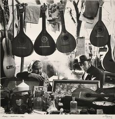 Eduardo Gageiro. Mercado de Pulgas / Fleas Market, Lisbon, 1966