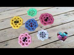 Aujourd'hui, nous aimerions partager avec vous ces magnifiques boutons de fleurs au crochet. Ces fleurs peuvent être utilisées pour de nombreux projets de