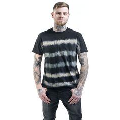 "Outer Vision Camiseta ""Vintage Tie Dye"" Azul • EMP"