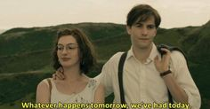'One day'