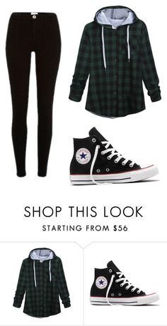 """""""Raw"""" by watermelon-lane on Polyvore featuring Converse"""