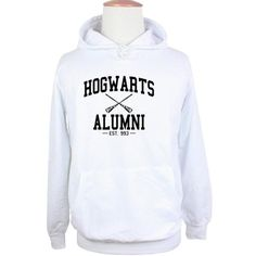 Hogwarts Alumni EST.993 Harry Potter Unisex Hoodie Sweatshirt