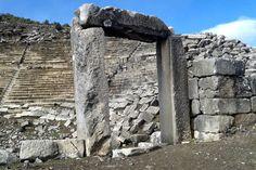 Die antike Stadt von Kibyra