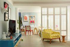 Espaço 77 - Estúdio da Designer projetado pelo arquiteto Nilton Montarroyos - MORAR MAIS por menos Rio 2014 - foto 10