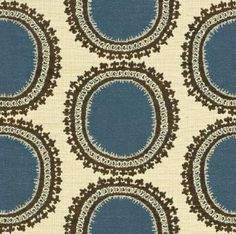 Kravet.   don't know what this is but like the pattern/color