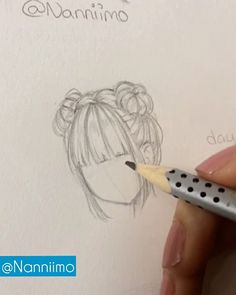 """12.4k Likes, 112 Comments - Nanni (@nanniimo) on Instagram: """"Sorry for bad Instagram Quality -_- Day 2! Any suggestions for day 3? :) #howidraw_tasnim . . . .…"""""""