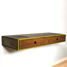 Wud Console Green ~David Rasmussen Design $599  http://drdcustomfurniture.buildmine.com/shop/project