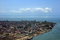 2010-10-18 Maputo ◆Moçambique – Wikipédia https://pt.wikipedia.org/wiki/Mo%C3%A7ambique #Mozambique #Maputo