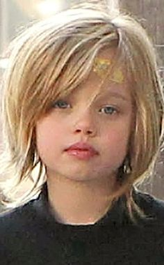 Shiloh Jolie-Pitt Cuts Hair—See Angelina Jolie and Brad Pitt's Daughter's New 'Do!