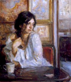 by artist, Ron Hicks. He is represented by Arcadia Gallery in NYC.