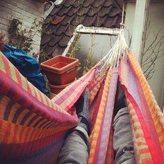 """@bruno_inlinee's photo: """"#in #de #hangmat #want #dat #is #cool"""""""
