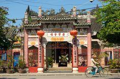 Kambodscha Laos Vietnam Reise -Vietnam Rundreise -Tempel - Hoi An