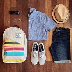 Men's Summer Look