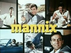"""Mannix"" starring Mike Connors. Many Sunday nights watching this. Loved it"