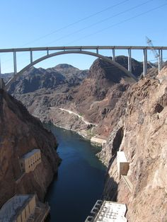 Saw Hoover Dam in 1981; awesome!!