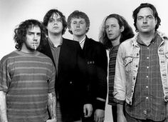 Guided By Voices circa 1994 #music #icons