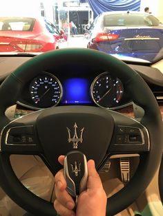 brand new Maserati... #tuningcult