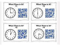 Mrs. Lyon's Blog - Teaching: The Art of Possibility: Techie Thursday: Using QR Codes in the Classroom