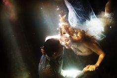 Great lighting and expression on bride. Please Jess let's go underwater!