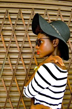 IG- authentically.b Sun hats for Short natural hair 8300eb1b054