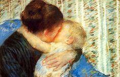 Mary Cassatt =) Mother And Child