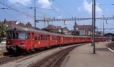 Swiss Railways, Model Trains, Electric, The Unit, Photo And Video, World, Vehicles, Places, Switzerland
