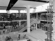 Maidstone Mall, Upper Hutt. October 1981.