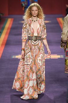 Etro Autumn/Winter 2017 Ready to Wear Collection