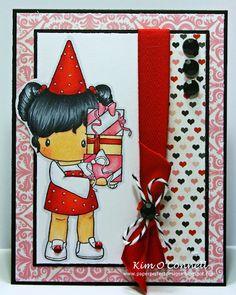 C.C. Designs Swiss Pixie Birthday Lucy image
