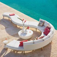 Taro Modular Seating Set by Porta Forma
