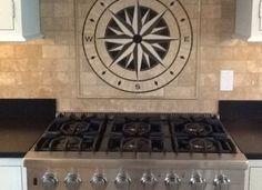 Image result for nautical theme kitchen Apron Designs, Nautical Theme, Stove, Kitchen Remodel, Sink, Kitchen Appliances, Image, Sink Tops, Diy Kitchen Appliances