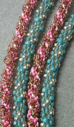 Beaded Kumihimo | How to Make Jewelry Now