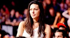 "itspiperchapman: "" Laura Prepon attends the UFC 199 event at The Forum on June…"