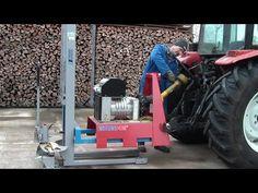 Dreipunkt Anbaugerät tauschen ohne den Traktor zu bewegen, changing thre...