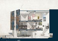 Mediatheque | Tigran Kostandyan | Archinect