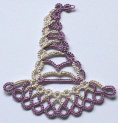 DS9Designs--Tatted Sorting Hat Pattern