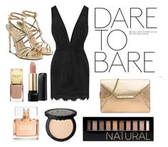 """Bare"" by fashion4theworld ❤ liked on Polyvore"