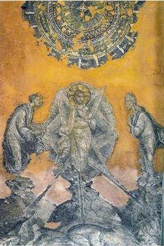 Transfiguration, Church of the Holy Apostles, Thessaloniki