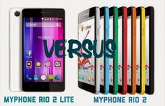 MyPhone Rio 2 vs MyPhone Rio 2 Lite: Specs Review and Comparison | Pinoy Metro Geek