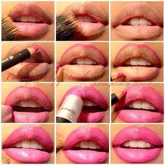 Lip liners help!!