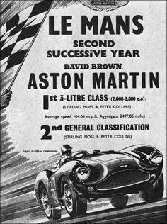 Aston Martin 1955