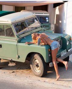 Land Rover 1949