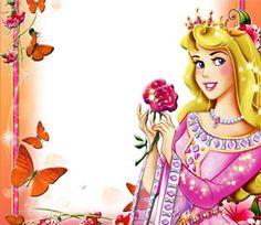 Marcos Princesas Disney en alta calidad para incluir tus fotos
