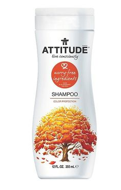 I'm learning all about ATTITUDE Color Protection Shampoo at @Influenster!