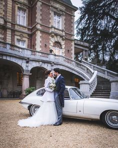 Luxury wedding venue for private and exclusive hire near Paris France. Celebrate your wedding in an enchanting setting at Château Bouffémont. Luxury Wedding Venues, Wedding Inspiration, In This Moment, Engagement, Bridal, Celebrities, Wedding Dresses, Winter, Image