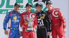 Tony Kanaan e Ford vencem em Daytona +http://brml.co/1zUTNcJ